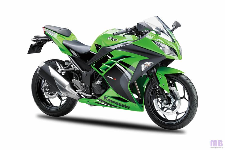 Kawasaki Ninja 300 - Lime Green