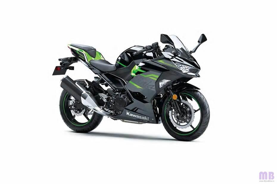 Kawasaki Ninja 400 - Ebony Black