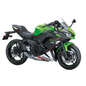 Kawasaki Ninja 650 BS6 - Lime Green
