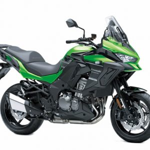 Kawasaki Versys 1000 BS6 - Candy Lime Green/Metallic Spark Black