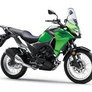 Kawasaki Versys X 300 - Green