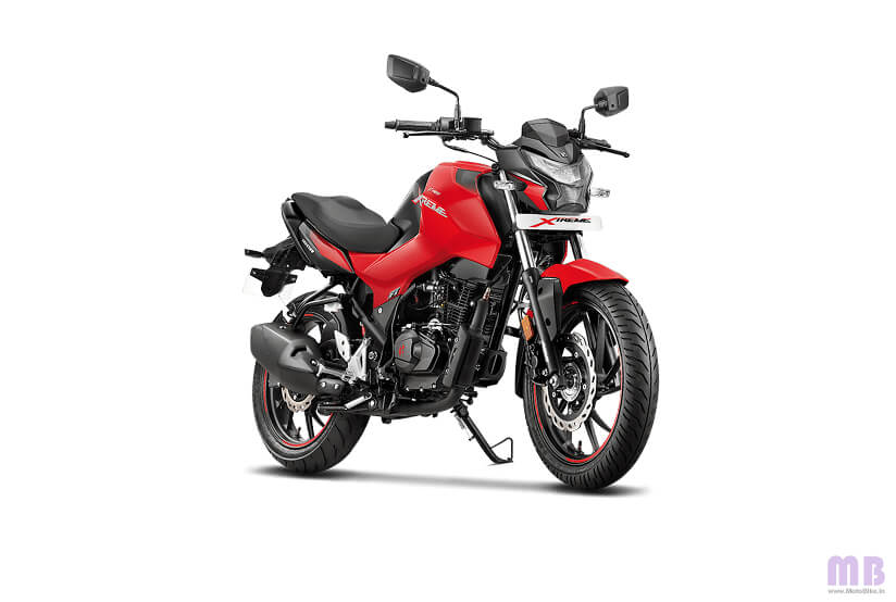Hero Xtreme 160R - Sports Red