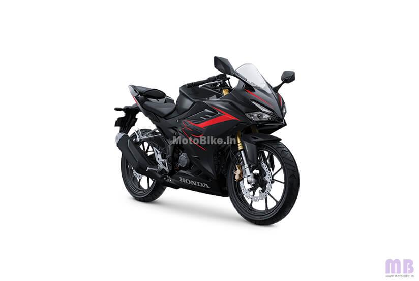 Honda CBR150R - Dominator Matte Black