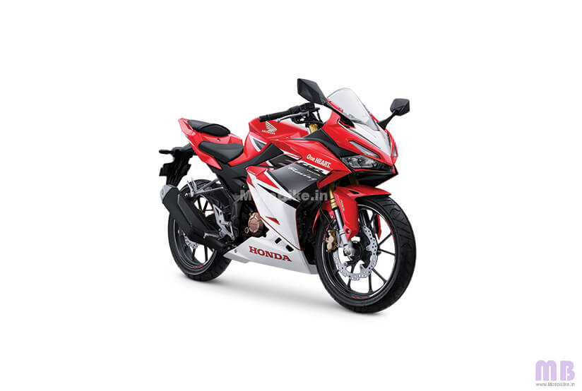 Honda CBR150R - Honda Racing Red