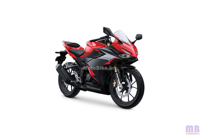 Honda CBR150R - Victory Black Red