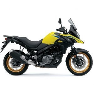 Suzuki V-Strom 650 XT BS6 - Champion Yellow