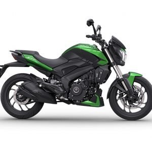 Bajaj Dominar 400 BS6 - Aurora Green