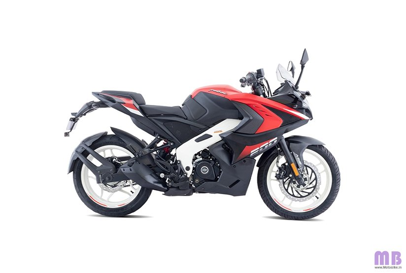 Bajaj Pulsar RS200 BS6 - Burnt Red