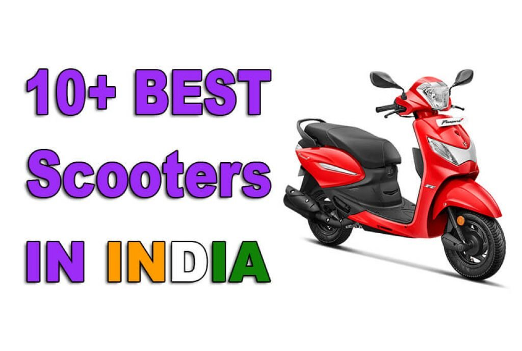 Best Scooters in India