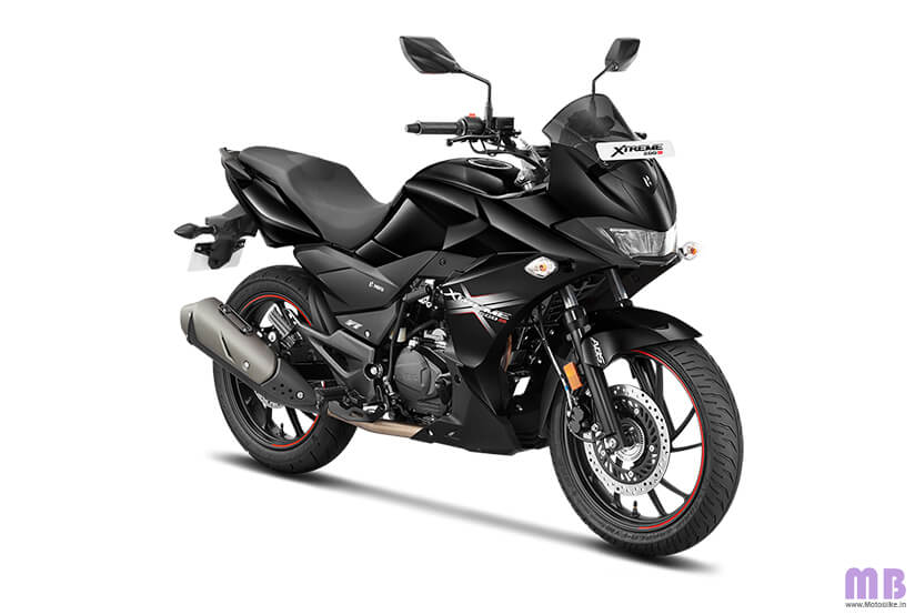 Hero Xtreme 200S - Panther Black