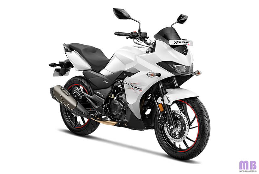 Hero Xtreme 200S - Pearl Silver White