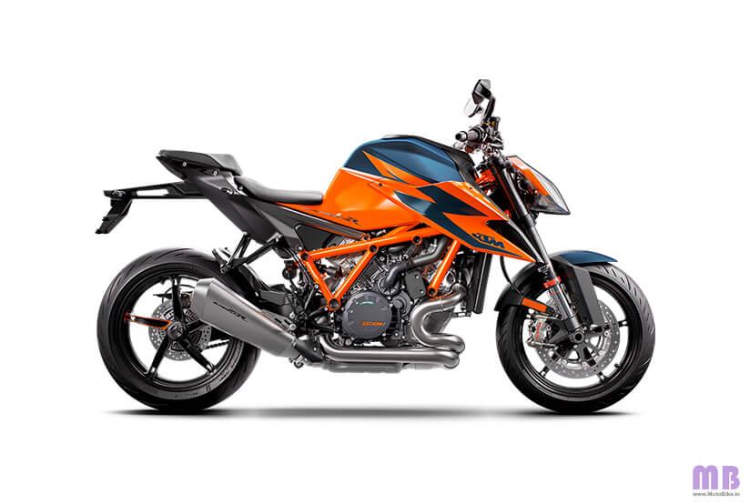 KTM 1290 Super Duke R - Orange