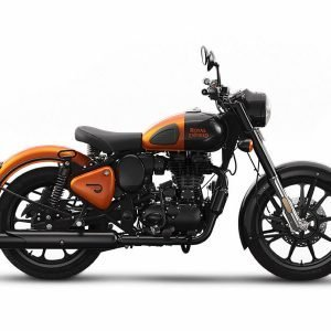 Royal Enfield Classic 350 BS6 - Orange Ember