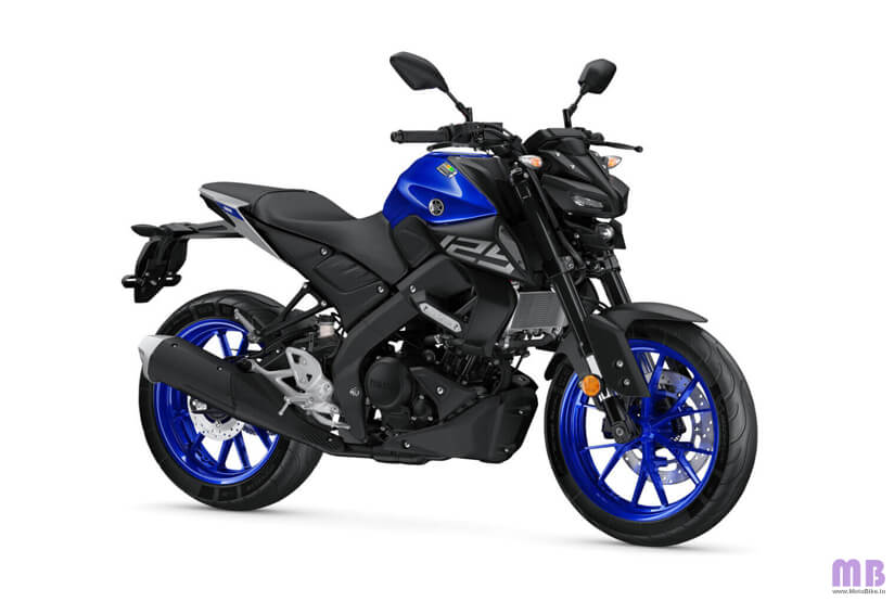 Yamaha MT 125 - Icon Blue