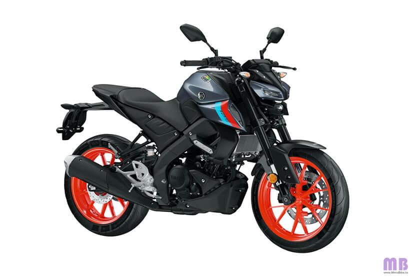 Yamaha MT 125 - Storm Fluo