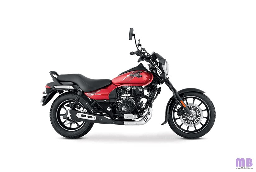 Bajaj Avenger Street 160 BS6 - Spicy Red