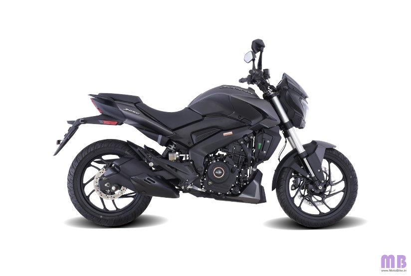 Bajaj Dominar 250 BS6 - Charcoal Black