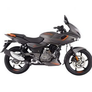 Bajaj Pulsar 180F BS6 - Neon Orange