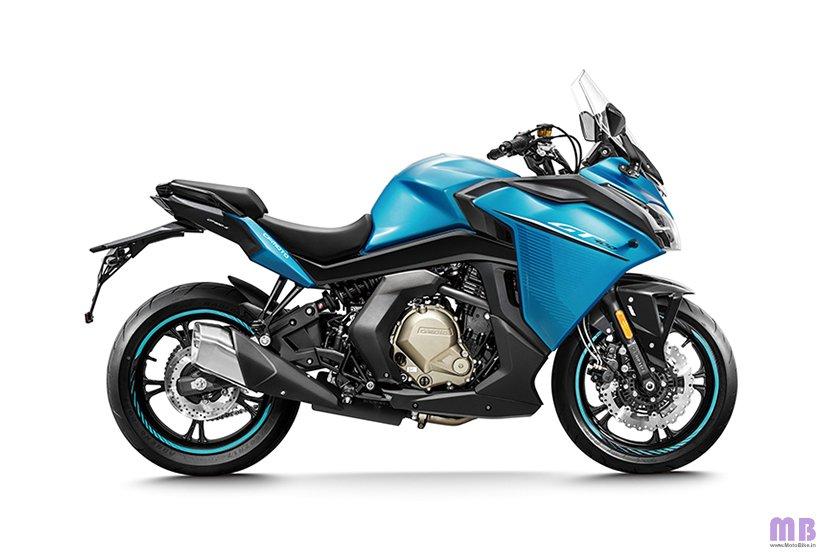 CFMoto 400GT - Concept Blue