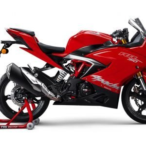 TVS Apache RR 310 BS6 - Racing Red