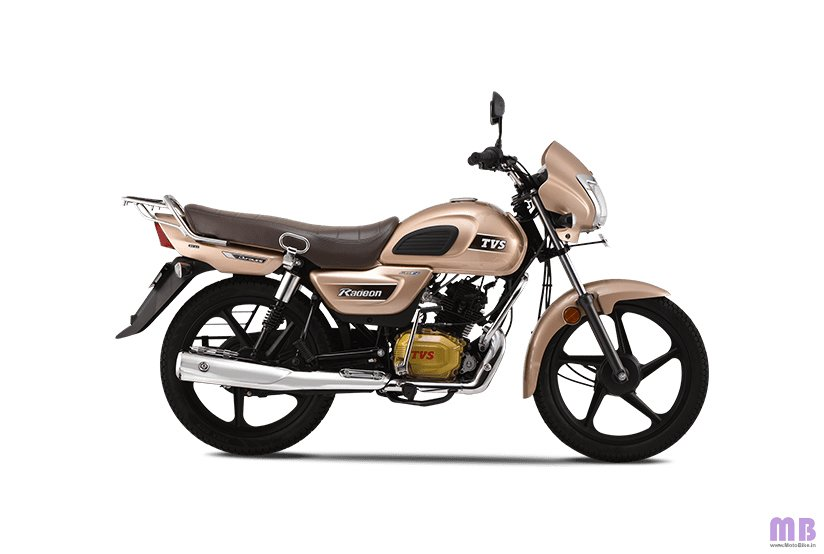 TVS Radeon BS6 - Golden Beige