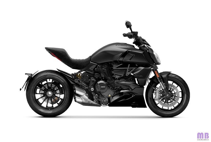 Ducati Diavel 1260 - Dark Stealth