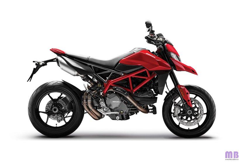 Ducati Hypermotard 950 - Ducati Red