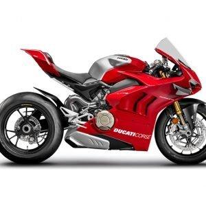 Ducati Panigale V4 R - R Livery