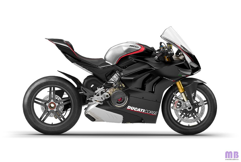 Ducati Panigale V4 SP - Winter Test Livery