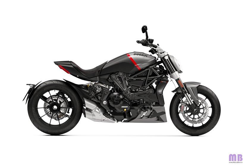 Ducati XDiavel BLACK STAR - Black Star Graphics