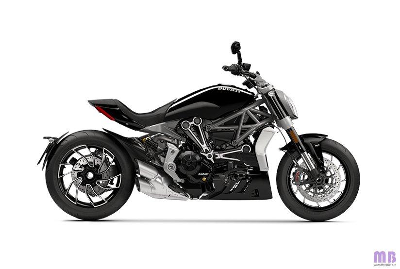 Ducati XDiavel S - Thrilling Black