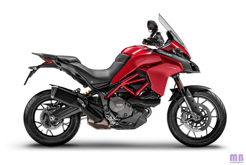 Ducati Multistrada 950 - Ducati Red