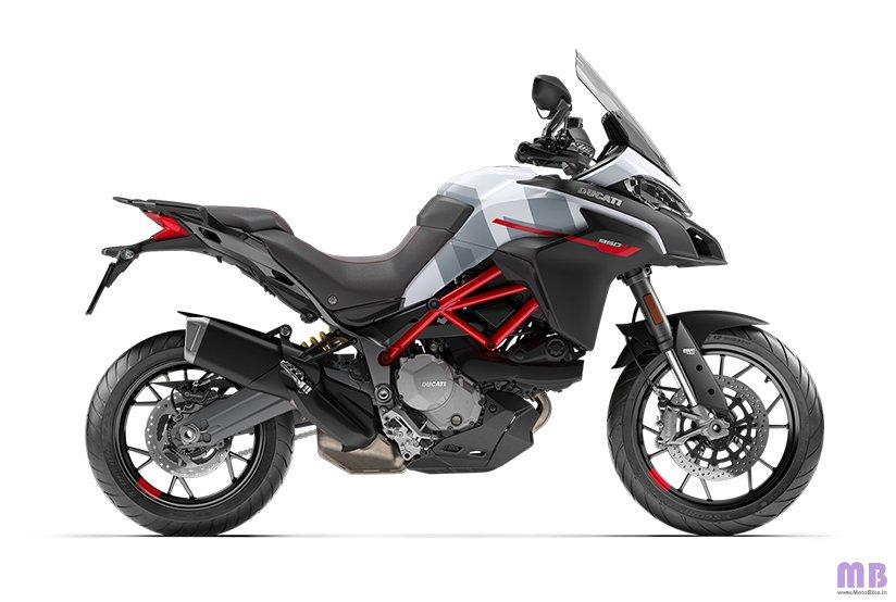 Ducati Multistrada 950 S - GP White
