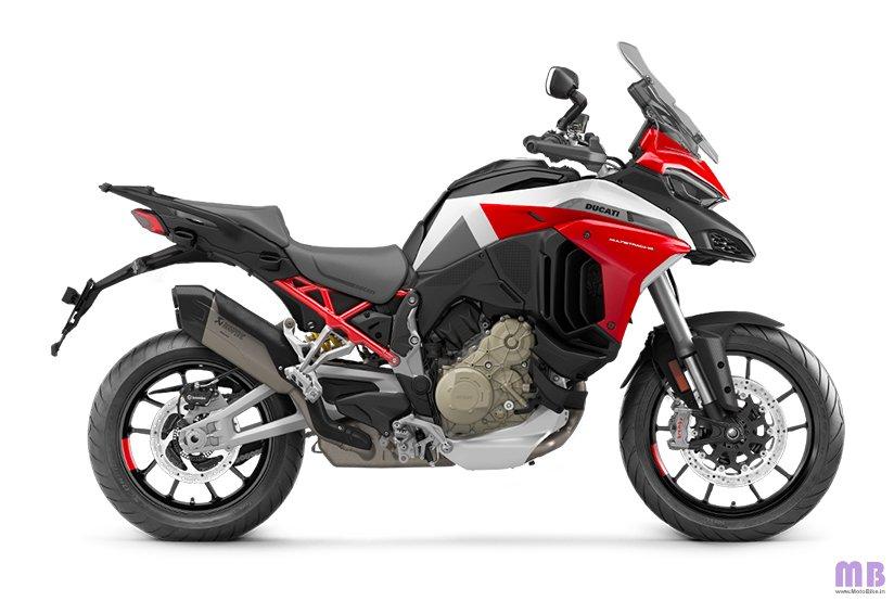 Ducati Multistrada V4 S Sport - Sport Livery - Forged Wheels
