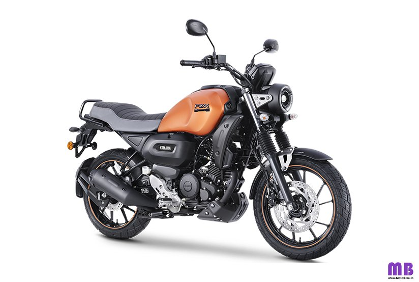Yamaha FZ X 150 - Matt Copper